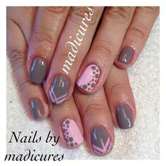 Instagram photo by  madicures #nail #nails #nailart