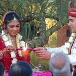 Hindu Wedding at Desert Botanical Garden, Dorrance Center, November 25th, 2012   Wedding Planner: Apropos Creations