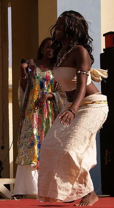 Traditional Dress, Sierra Leone
