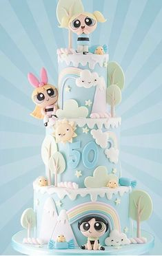 Pretty Cakes, Cute Cakes, Beautiful Cakes, Dog Cakes, Cupcake Cakes, Power Puff Girls Cake, Cake Mix Muffins, Shirt Cake, Christmas Cake Pops