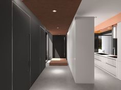 Magnific Home :: Projeto Diamante Revit, Shipping Container Homes, Bathroom Lighting, House Plans, Mirror, Furniture, Home Decor, Kitchen Breakfast Bars, House Architecture