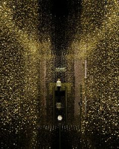 """""""LIGHT is TIME"""" installation by TANE Tsuyoshi and CITIZEN, Japan"""