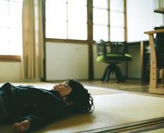leave me alone by Hideaki Hamada, via Flickr