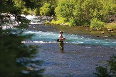 If it's world-class rivers you're after, allow us to prepare a custom trip with our guides.