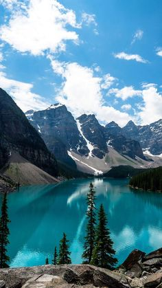 Iphone X Wallpaper Moraine lake lake louise banff national park canada Hd - Best Home Design Ideas Abstract Landscape, Landscape Paintings, Acrylic Paintings, Landscape Photography Tips, Nature Photography, Natur Wallpaper, Hd Wallpaper, Wallpaper Canada, Iphone Wallpaper Landscape