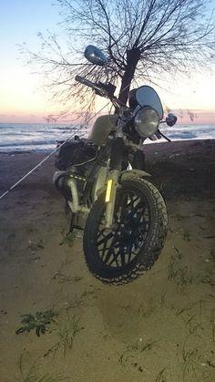 Al tramonto r 65 srambler