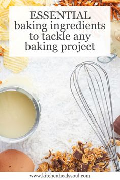 These essential baking ingredients will equip you with what you need to tackle any baking project Baking Hacks, Baking Tips, Baking Recipes, Baking Science, Types Of Chocolate, Golden Syrup, Instant Yeast, Cake Flour