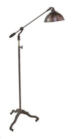 Antique Floor Lamp Medical Floor Lamp Nightingale