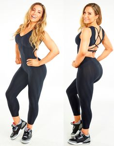 Up Vibe Jumpsuit Suellen, workout jumpsuots, Brazilian activewear, up vibe jumpsuit, yoga jumpsuits Rompers Women, Jumpsuits For Women, Looks Academia, Sexy Workout Clothes, Moda Fitness, Workout Wear, Workout Outfits, Mode Outfits, Athletic Wear