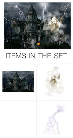 """Get OUT While You Can"" by oregonelegance ❤ liked on Polyvore featuring art"