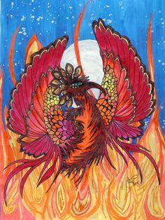 #Phoenix commission #inks