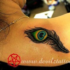 peacock feather cover up tattoo - Google Search