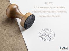 Card para redes sociais criado pela Agência Conceito para o cliente Polo Contábil.