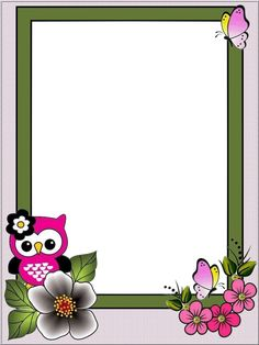 Frame Border Design, Boarder Designs, Page Borders Design, Free Printable Stationery, Printable Labels, Printables, Winnie The Pooh Drawing, School Border, Boarders And Frames