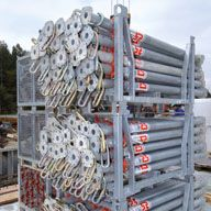 Falsework & shoring for your formwork project Concrete Forms, Projects, Log Projects, Blue Prints