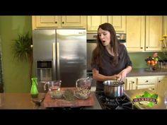 Shoshanna's Kitchen - Episode 37 - Herbal Sore Throat Spray