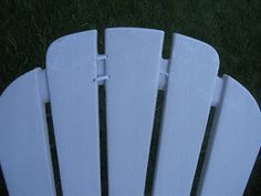 Random Acts of Momness: How to Repair Plastic Adirondack Chair Slats Outdoor Plastic Chairs, Plastic Adirondack Chairs, Outdoor Chairs, Outdoor Spaces, Beach Chair With Canopy, Diy Outdoor Furniture, Home Repair, Plastic Bottles, Furniture Makeover
