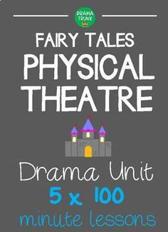 This is a fully detailed, curriculum aligned drama unit which provides you with 5 x 100 minute drama lesson plans. NO PREP REQUIRED! This unit comes with everything you need including extension and differentiation activities. Drama Teacher, Drama Class, Drama Drama, Drama Activities, Drama Games, Acting Scripts, Middle School Drama, Drama Theatre, Children's Theatre