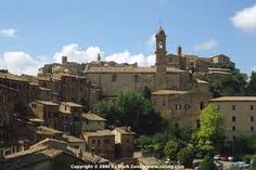 Montepulciano, Italy - one of my favorite hilltop towns in Italy