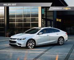 Download the 2017 Chevy Malibu electronic brochure for performance details and vehicle options. #ChevyMalibu