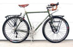 Surly Monster Trucker by S.Fuller, via Flickr
