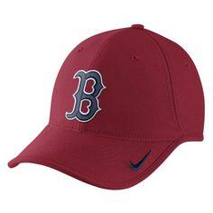Boston Red Sox Nike Vapor Performance Adjustable Hat - Red