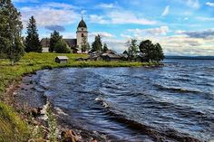 15 Photos From the Gorgeous Swedish Town of Rattvik