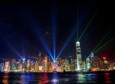 A Symphony of Lights: The World's Most Beautiful Skyline Part II.