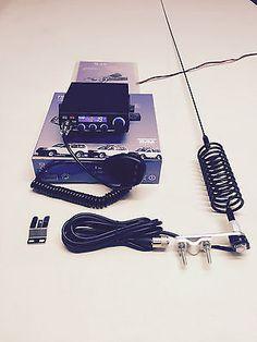 Cb radio #am/fm #starter kit team ts-6m+springer cb antenna & flat bar #mirror ki,  View more on the LINK: http://www.zeppy.io/product/gb/2/221099420455/