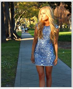 tight blue homecoming dresses - Google Search