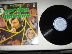Gordon Lightfoot - Fantastic (Vol. 2) CANADA 1977 Lp vg++