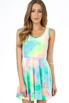 Aurora Velvet Dress $54 at www.tobi.com