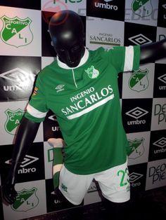 Fue presentado el nuevo uniforme del Deportivo Cali para la temporada 2014