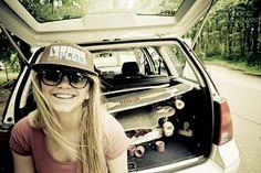 Amanda powell #longboard #longboarder #skateboard