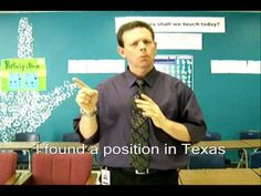 To all ASL students creating videos to 'teach ASL...