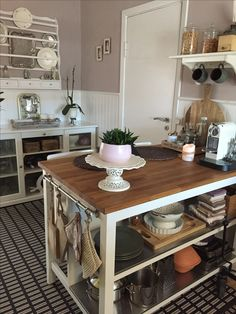 Stenstorp kitchen Island