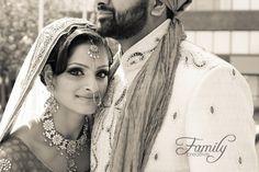 Indian wedding photography - beautiful bride shot!