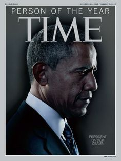 President Obama Covers TIME Magazine Person of the Year Issue January 2013