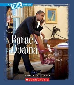 Describes the life and achievements of Barack Obama, from his childhood and early career in politics to his life as President of the United States.