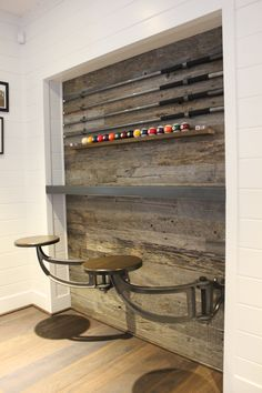 Our Indy Swing Arm Stool Makes A Great Seating Option Used