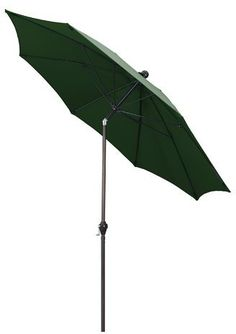 Outdoor Umbrella Tilt Mechanism Olefin 8 1 2 Navy Blue