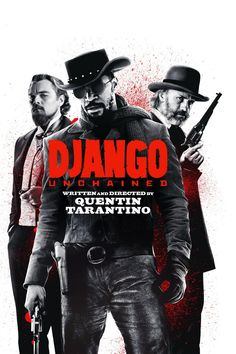 Django Unchained - With the help of a German bounty hunter, a freed slave sets out to rescue his wife from a brutal Mississippi plantation. Tv Series Online, Tv Shows Online, Movies Online, Django Unchained Soundtrack, Django Desencadenado, Best Drama Movies, Free Tv Shows, Best Dramas, Popular Movies