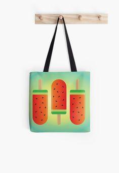 Buy 'Watermelon Ice Lollies' by QueenieLamb as a T-Shirt, Classic T-Shirt, Tri-blend T-Shirt, Lightweight Hoodie, Women's Fitted Scoop T-Shirt, Women's Fitted V-Neck T-Shirt, Women's Relaxed Fit T-Shirt, Graphic T-Shirt, Women's Chiffon To...