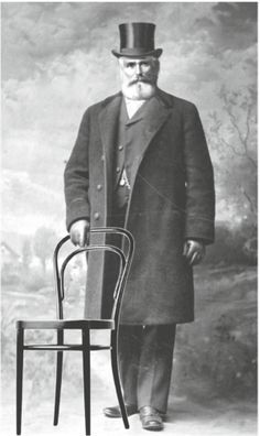 Germany - Austria - 19th Century.........MICHAEL THONET AND THE No 14 CHAIR