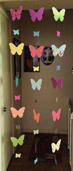 Mariposa o decoración de mariposas o por MadeWithLoveByAni en Etsy Más