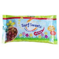 Healthy Easter jelly beans without artificial ingredients.  Sugar is never great to eat--yet this is a healthier option for the holiday.  Surf Sweets Organic Jelly Beans Spring Mix