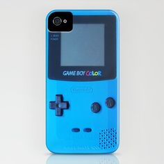 iPhone case Gameboy Color iPhone Case by Nicklas Gustafsson - $35.00