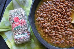 How to Turn One Pot of Pintos Into 5 Meals -- Healthy, inexpensive and a great vegetarian source of protein, a pot of cooked pinto beans can take you through a whole week of delicious, nutritious dishes. Get the recipes. Pinto Bean Recipes, Beans Recipes, Rice Recipes, Dinner Recipes, Chili Recipes, Shrimp Recipes, Vegetable Recipes, Soup Recipes, Dinner Ideas