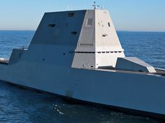 The New $3B USS Zumwalt Is a Stealthy Oddity That May Already Be a Relic : zumwalt door - pezcame.com