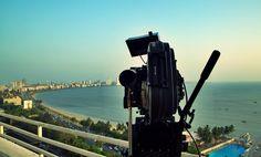 @ Mumbai marine drive shoot